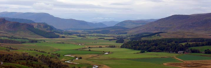 The Laggan Forest Trust - Map, Location and Directions